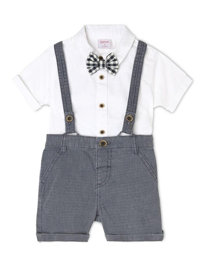 Shirt & Short Bowtie Set image 1