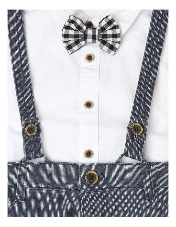Shirt & Short Bowtie Set image 3