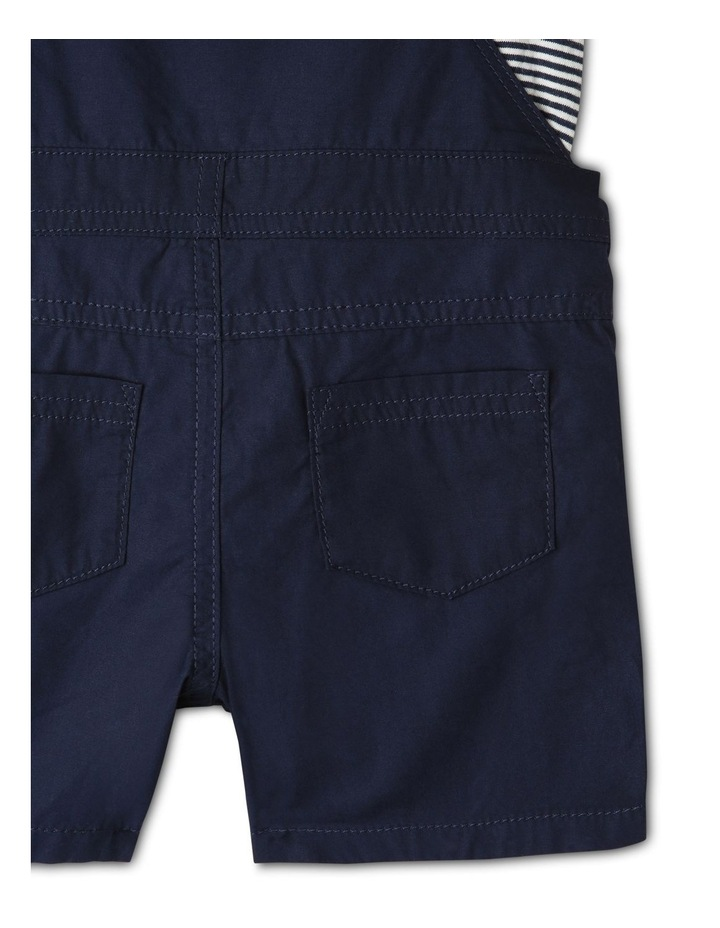 Overall And Short Sleeve Tee Set image 6