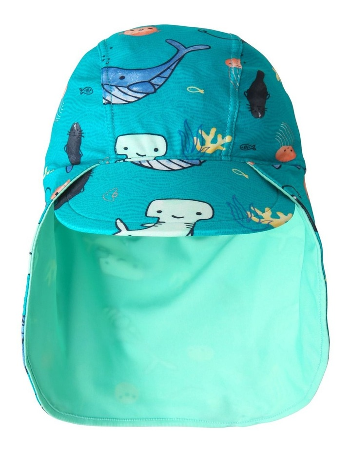 Under Da Sea Swim Hat image 1