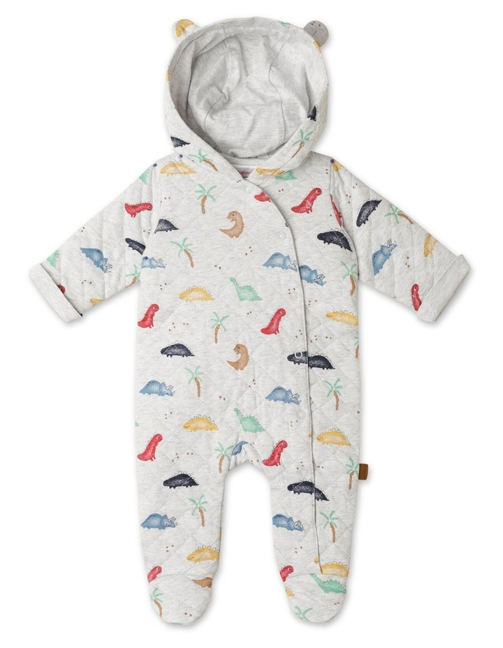 Organic Aiden Quilted Coverall image 1
