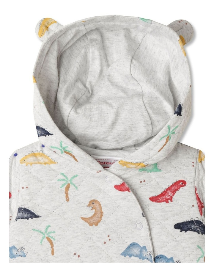Organic Aiden Quilted Coverall image 2