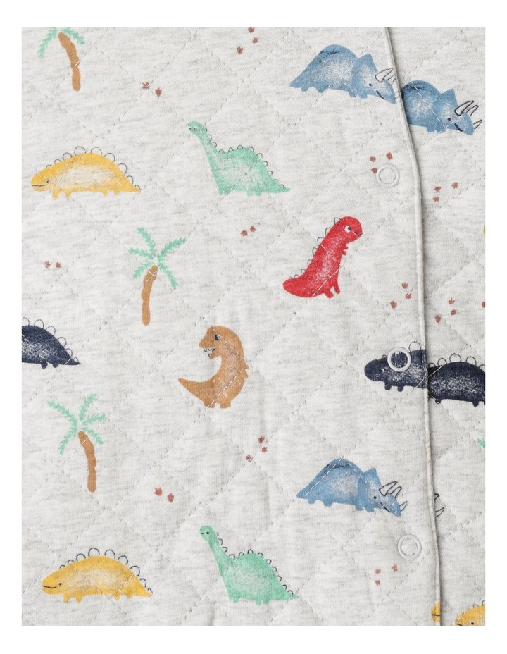 Organic Aiden Quilted Coverall image 4