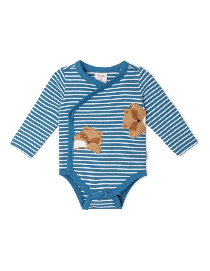Ari Stripe Bodysuit image 1