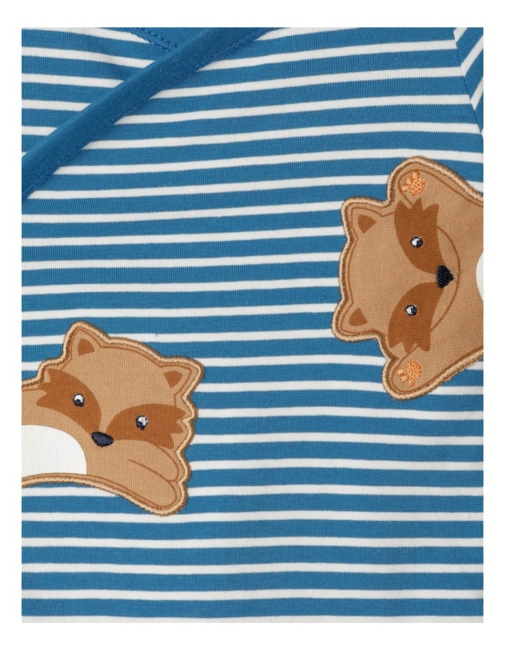 Ari Stripe Bodysuit image 2