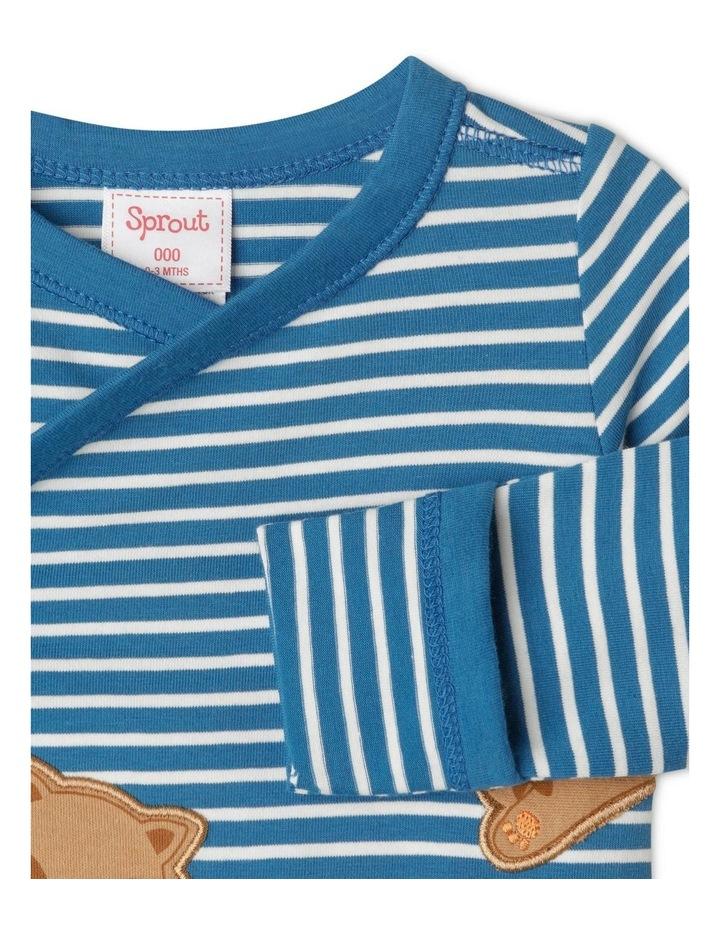 Ari Stripe Bodysuit image 3