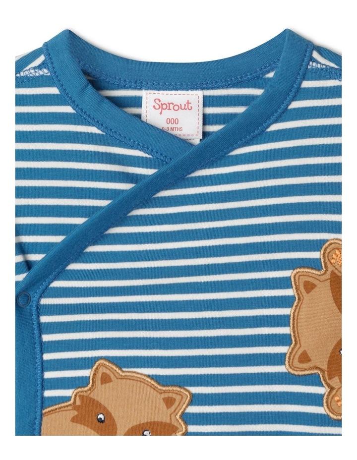 Ari Stripe Bodysuit image 4