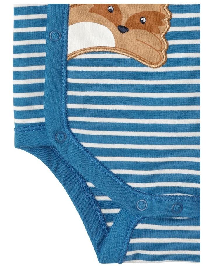 Ari Stripe Bodysuit image 5