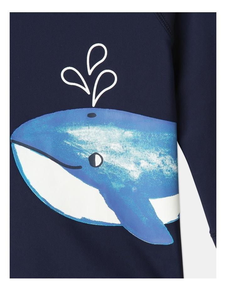 Oh Whale! Rashy Set Midnight image 2