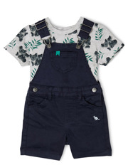 Overall and T/Shirt Set