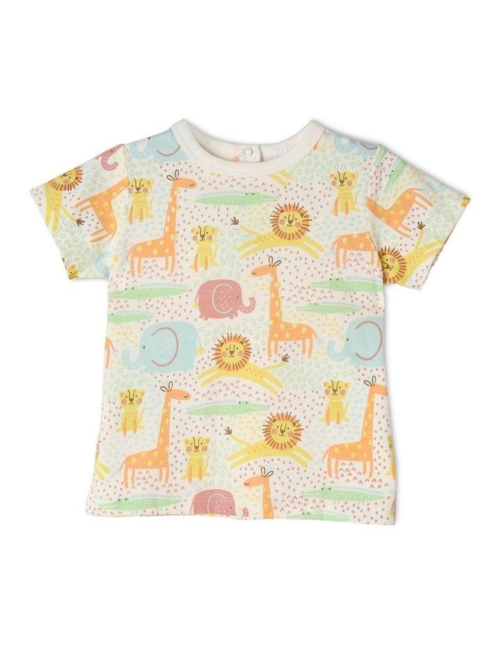 Overall and T-Shirt Set image 4