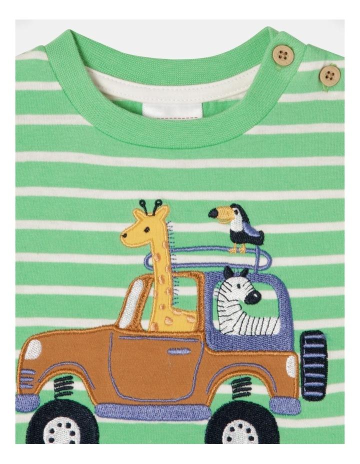 Safari Car Tee & Short Set image 2