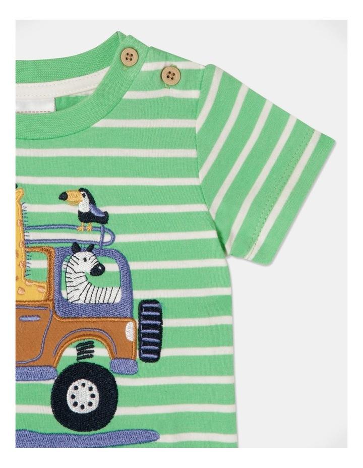 Safari Car Tee & Short Set image 3