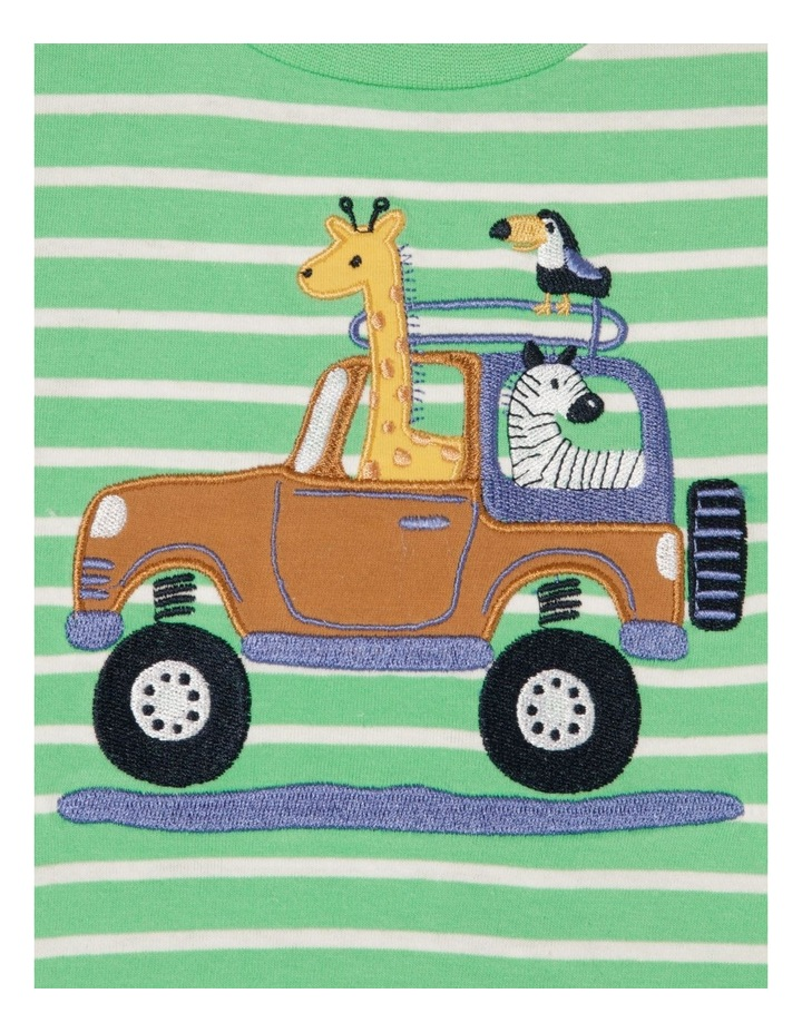 Safari Car Tee & Short Set image 4