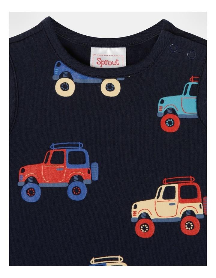Safari Car Romper image 3