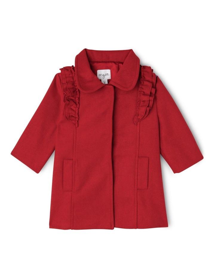 Ruffle Coat 0-2 image 1