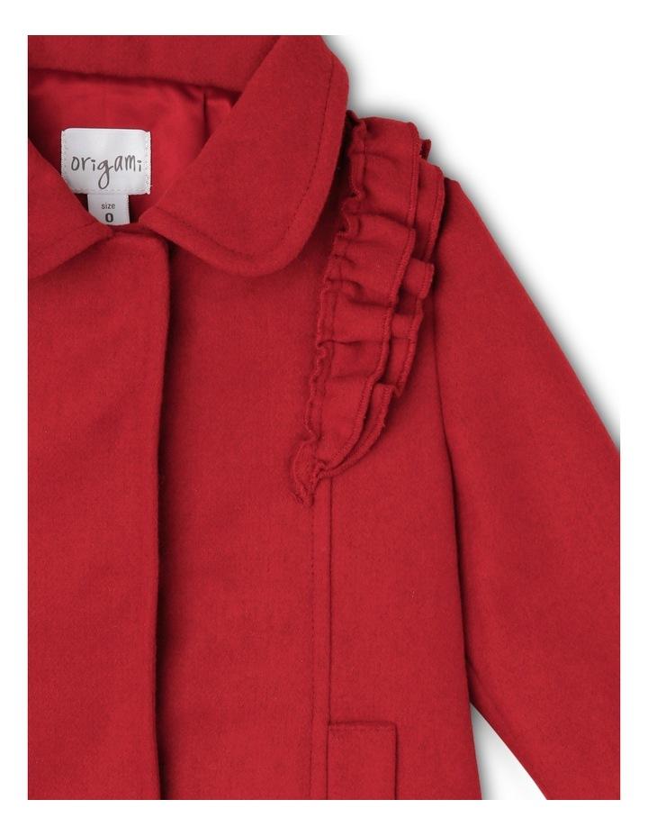 Ruffle Coat 0-2 image 2