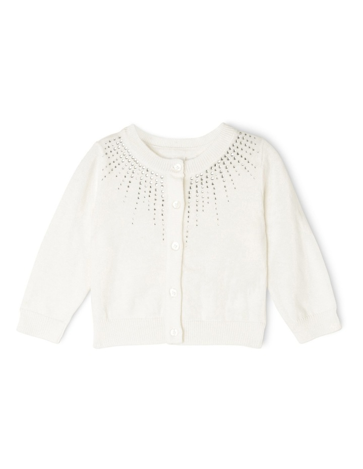 Mia Knitted Cardigan (0-2 YEARS) image 1