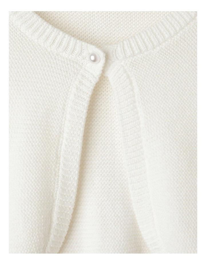 Alice Bolero Knit Cardigan Vanilla image 2