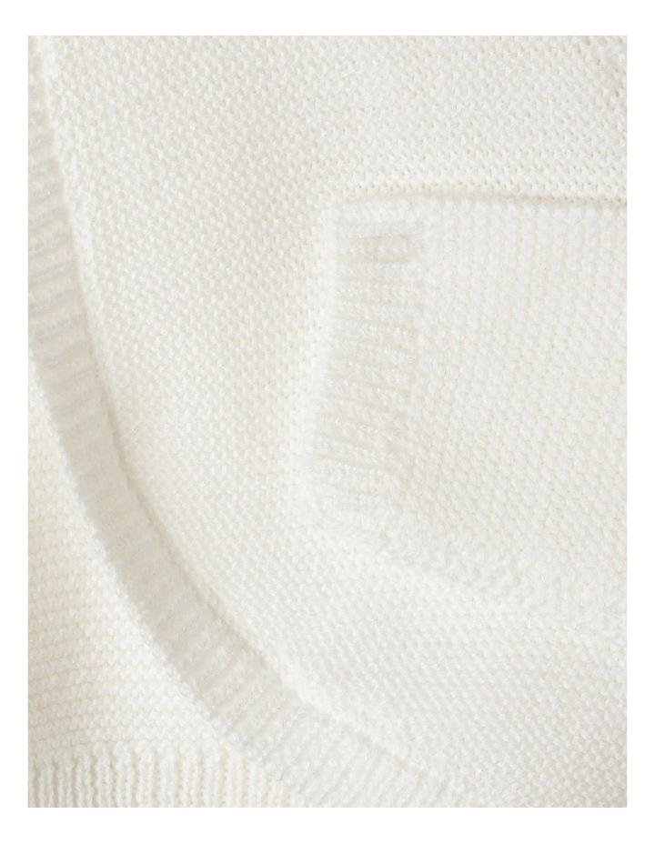Alice Bolero Knit Cardigan Vanilla image 3