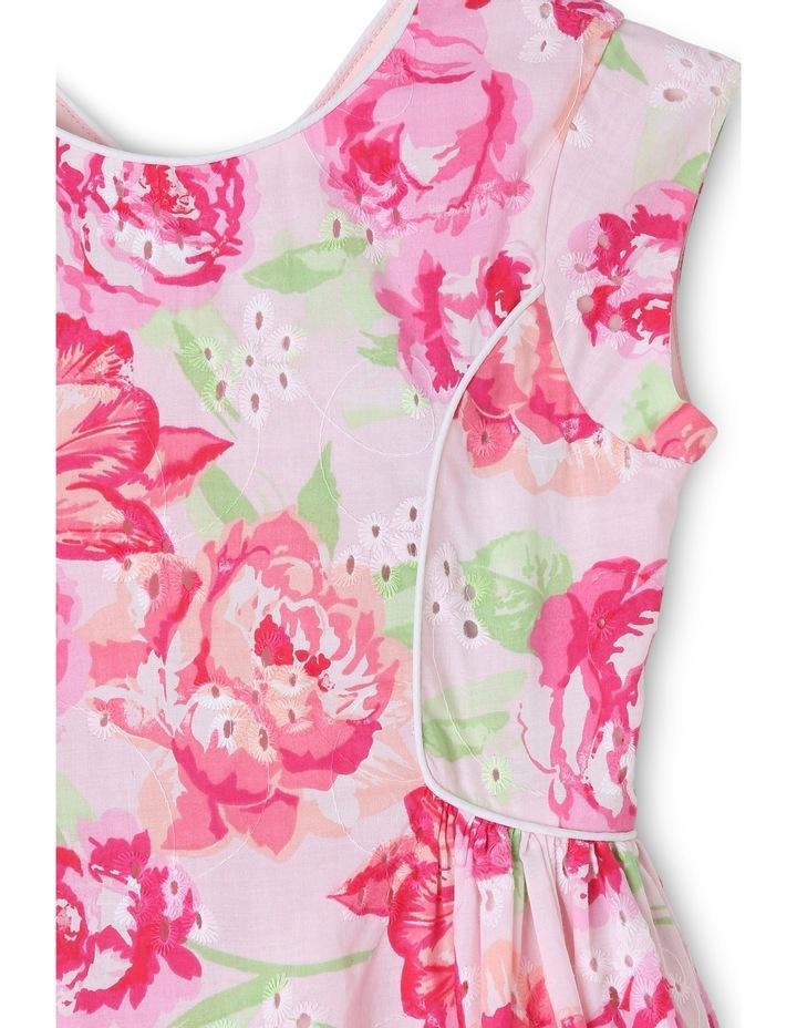 Floral Print Broderie Sundress 3-8 image 3