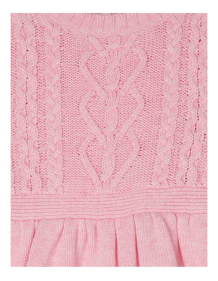 Cable Knit Dress 0-2 image 2