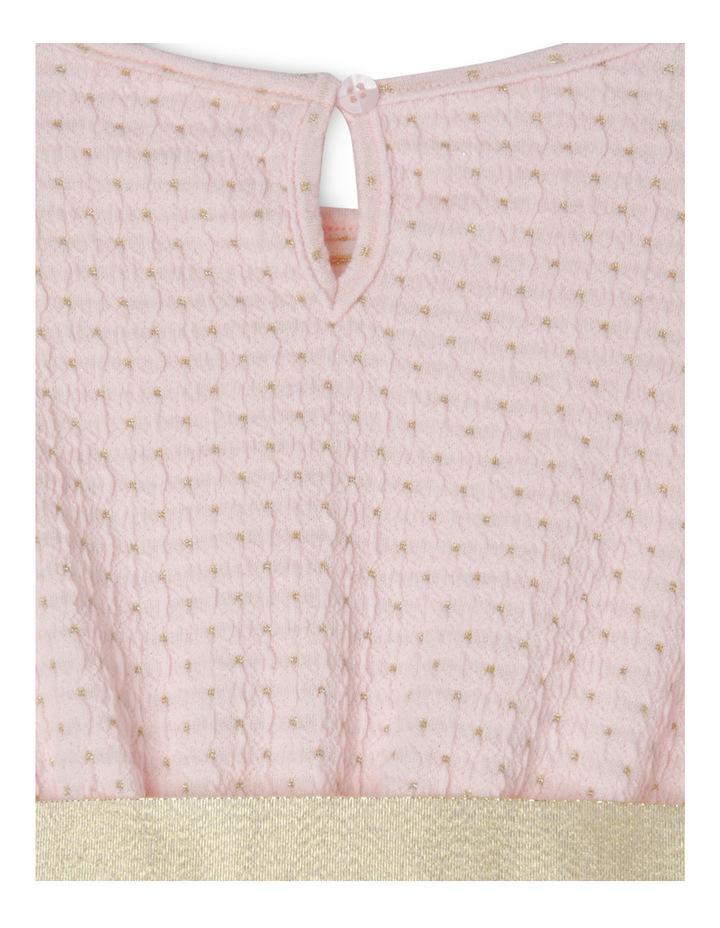 Daisy Tutu. Pink/Gold. Junior 3-8. image 3