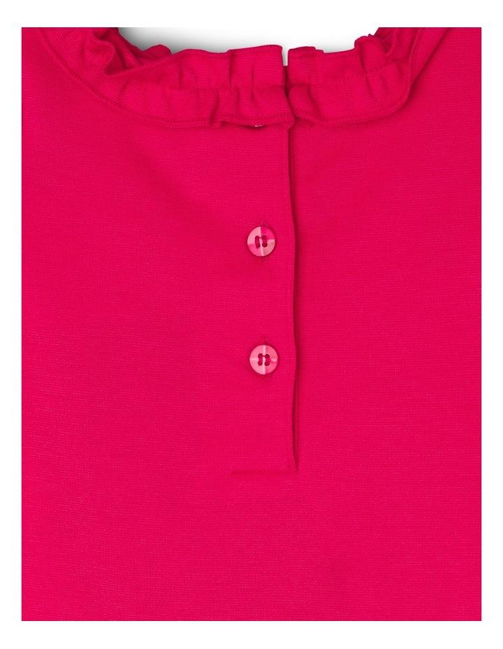 Tg Red Ponti Frill Pocket Dress 0-2 image 3