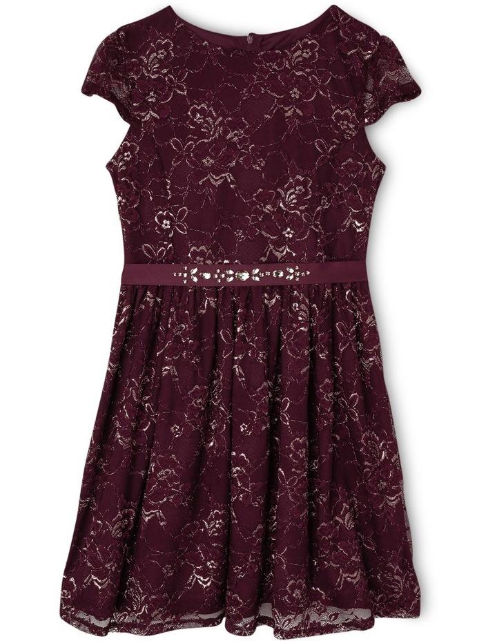 Senior Girl Lace Dress 9-16 image 1