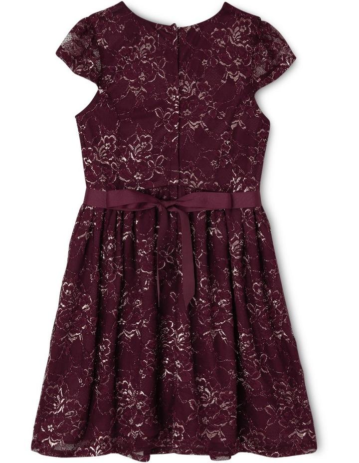 Senior Girl Lace Dress 9-16 image 2
