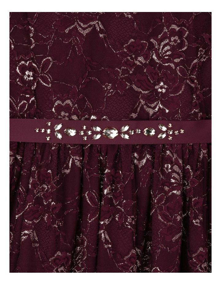 Senior Girl Lace Dress 9-16 image 3