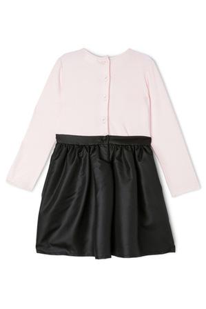 Origami - JG Taffeta Skirt Dress With Bow 3-8