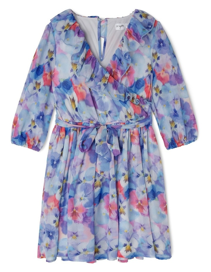 Addison Woven Dress (9-16 Years) image 1