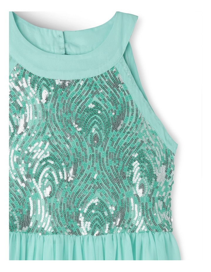 Hailey Long Woven Dress (9-16years) image 2