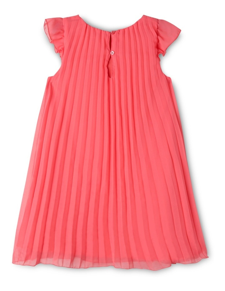 Chloe Woven Pleated Dress (3-8 Years) image 2