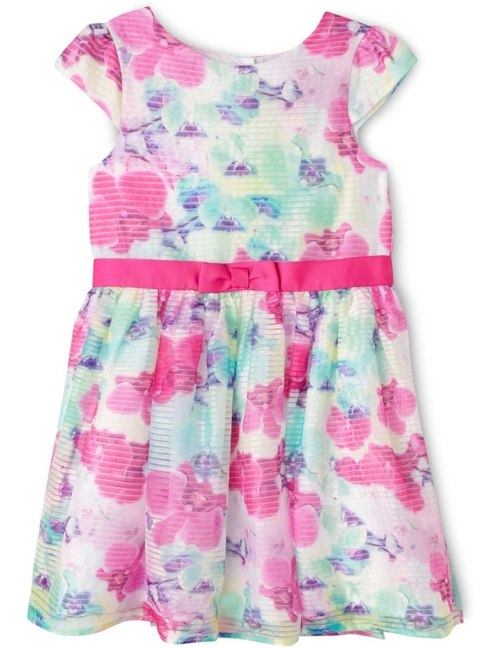 Zoe Woven Organza Dress (3-8 Years) image 1