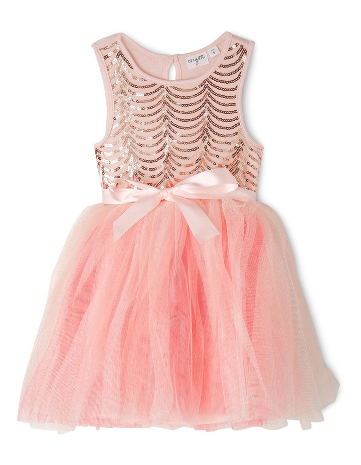 Charlotte Sequin Tutu (3-8 Years) image 1