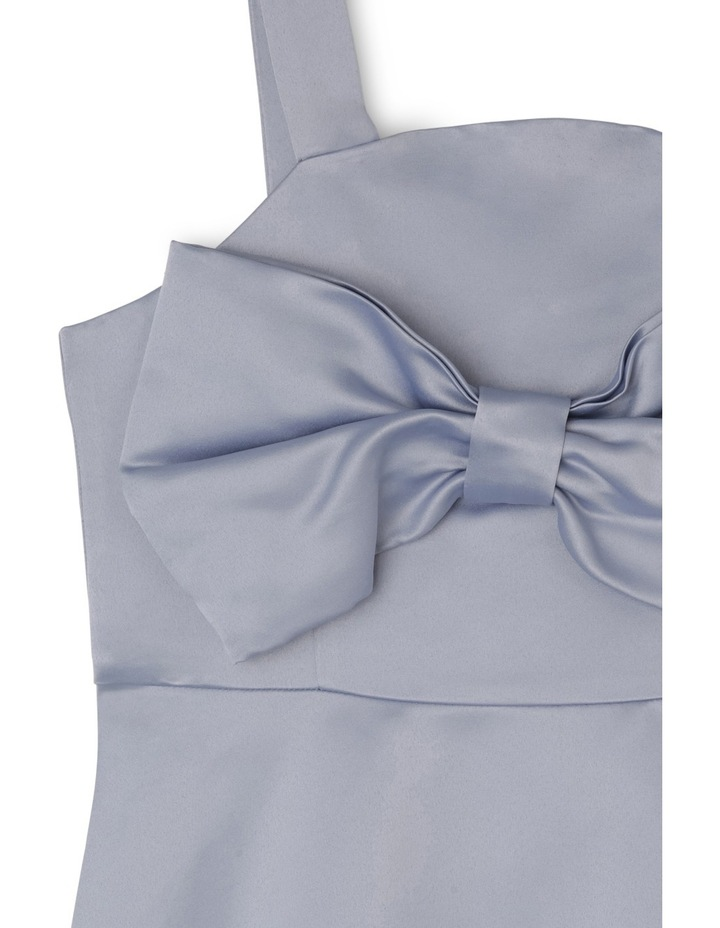Riley Woven Dress With Bow (9-16 Years) image 2