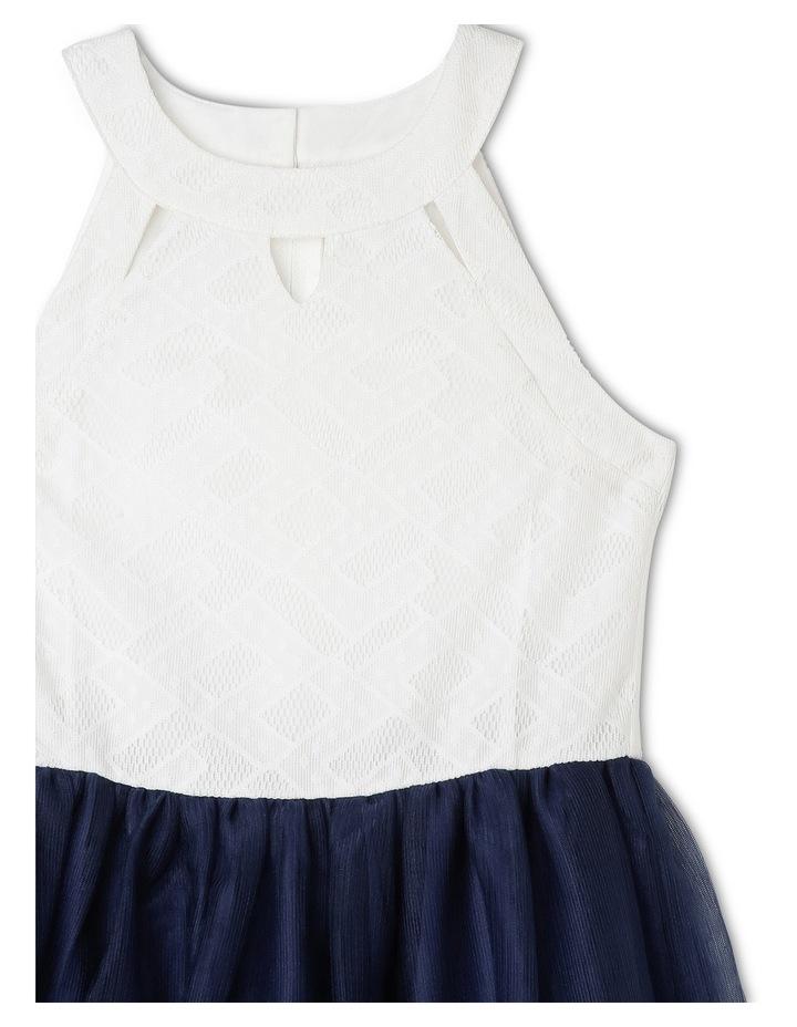 Sienna Knit Lace Dress (9-16 Years) image 2