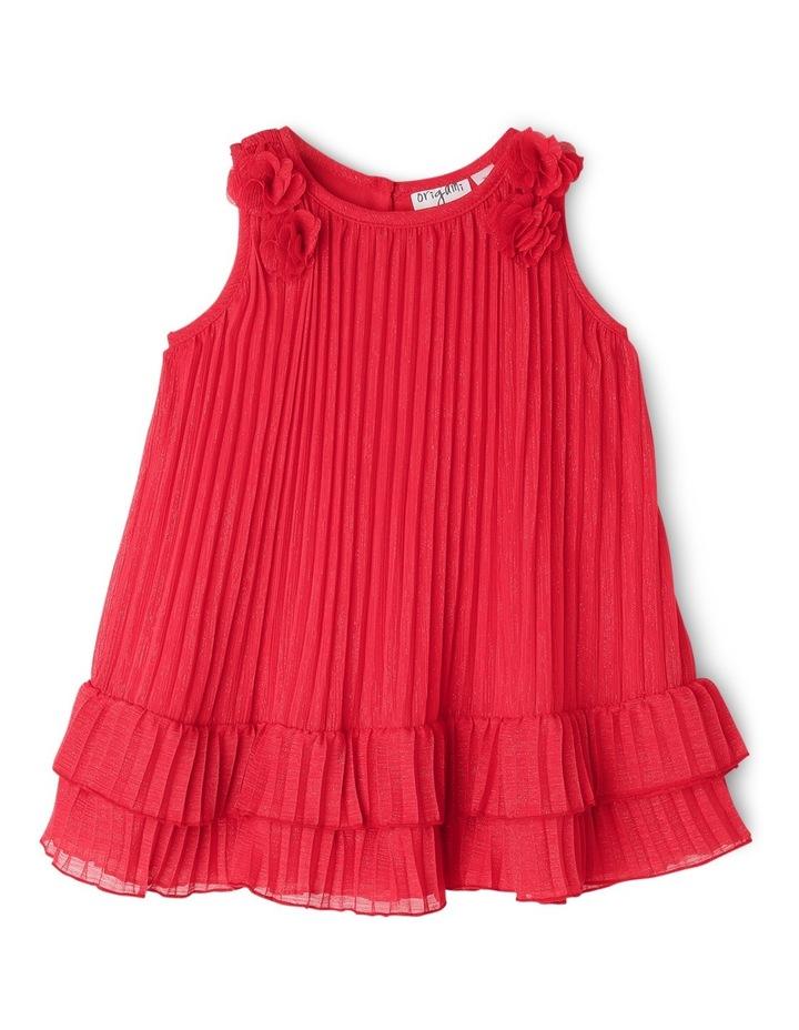 Emma Chiffon Dress (0-2 Years) image 1