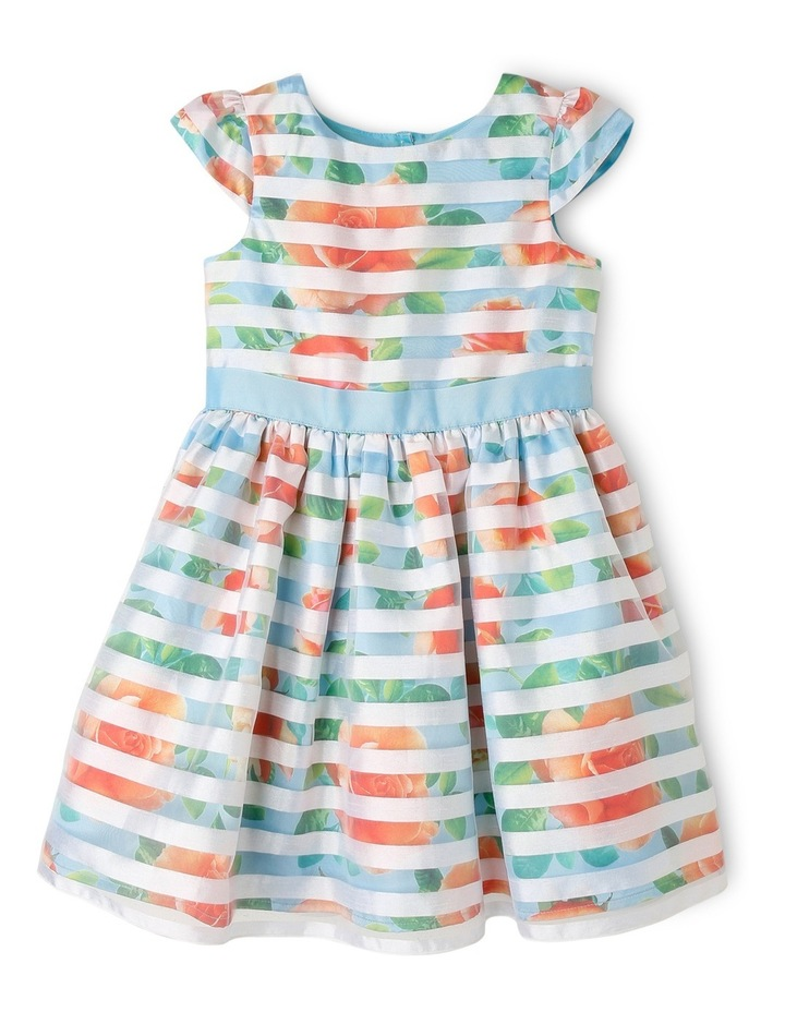Summer Woven Dress (3-8 Years) image 1