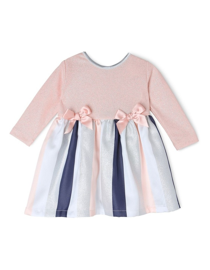 EMILY PINK PARTY DRESS (0-2 YEARS) image 1