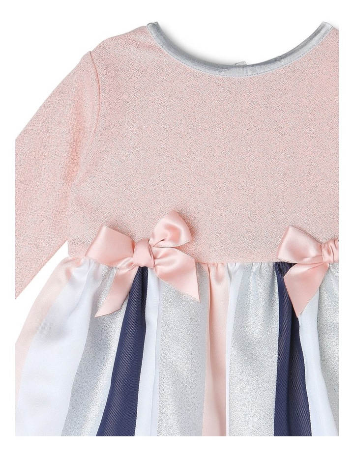 EMILY PINK PARTY DRESS (0-2 YEARS) image 2