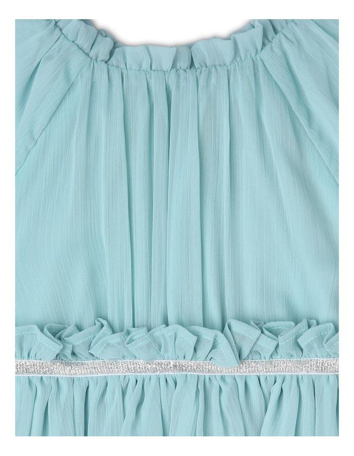 Sienna Crinkle Chiffon Dress (0-2 Years) image 3