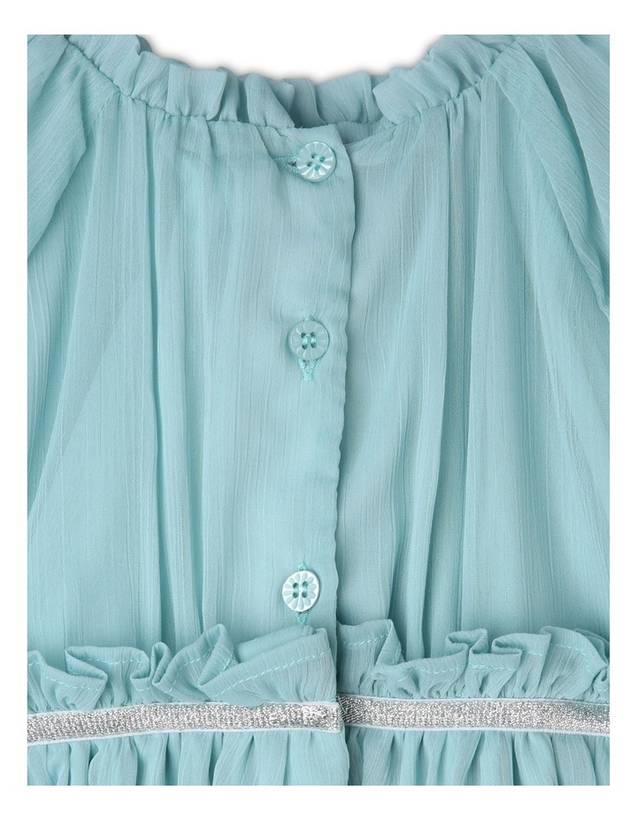 Sienna Crinkle Chiffon Dress (0-2 Years) image 4