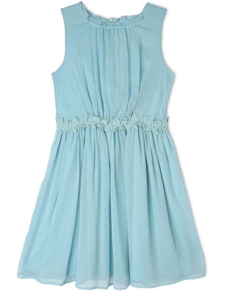 Sienna Crinkle Chiffon Dress (9-16 Years) image 1