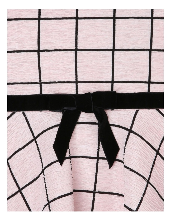 Hannah Pink Dress with Bow (3-8 Years) image 3