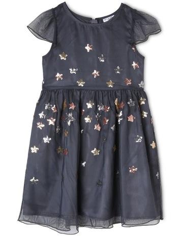 8c8b27e597f Origami Georgia Sequin Dress (3-8 Years)