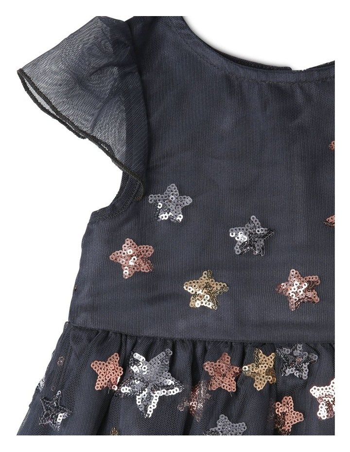 Georgia Sequin Dress (0-2 Years) image 2