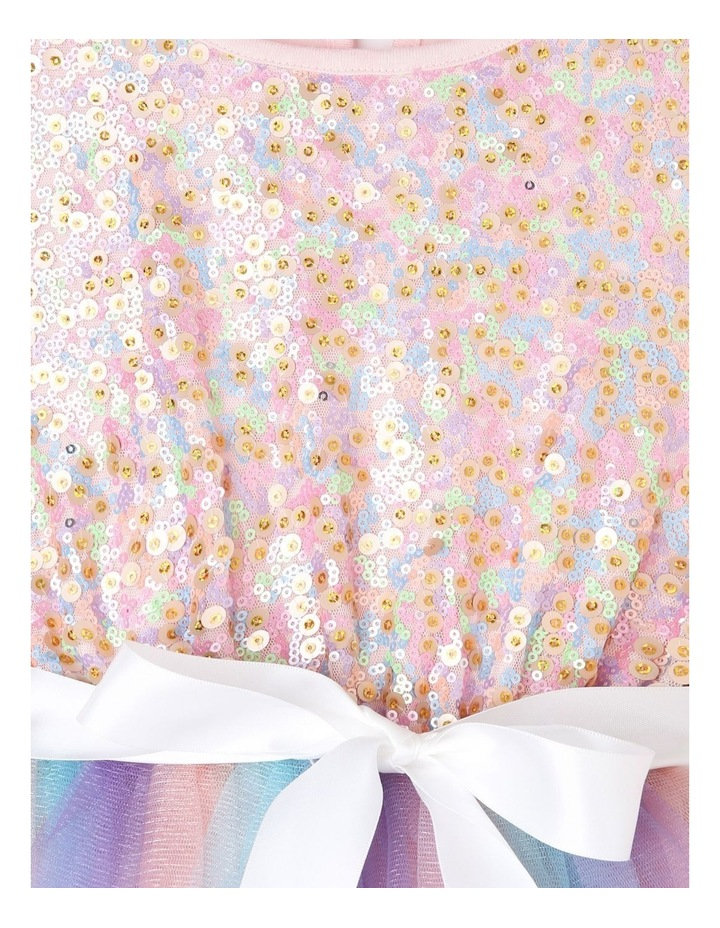 Rainbow Tutu Dress (3-8 Years) image 2